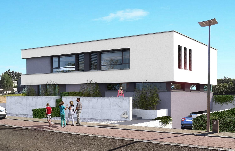 Bureaux commune de kopstal studio 88 architectes luxembourg - Bureau des non residents luxembourg ...